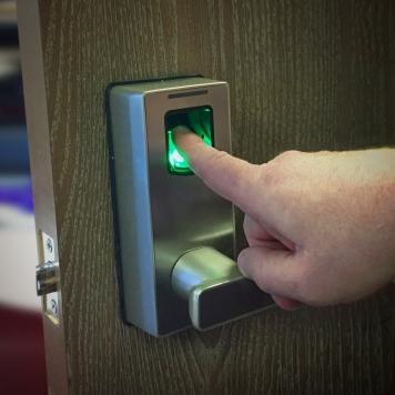 Bio Metric Fingerprint Door Lock